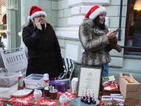004 XVIII Ülemaaline Jõuluvanade konverents jõudis Pärnusse. Foto: Urmas Saard