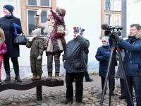 008 XVIII Ülemaaline Jõuluvanade konverents jõudis Pärnusse. Foto: Urmas Saard