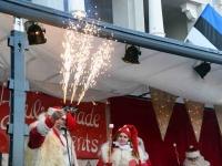017 XVIII Ülemaaline Jõuluvanade konverents jõudis Pärnusse. Foto: Urmas Saard