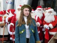 018 XVIII Ülemaaline Jõuluvanade konverents jõudis Pärnusse. Foto: Urmas Saard