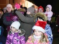 003 XVIII Ülemaaline Jõuluvanade konverents Tõstamaa mõisas. Foto: Urmas Saard