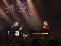 Kaisa Kuslapuu ja Karl Laanekask. Foto: Kristina Masen