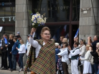 "027 XXVII laulu- ja XX tantsupeo ""Minu arm"" rongkäik. Foto: Urmas Saard"