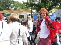 "103 XXVII laulu- ja XX tantsupeo ""Minu arm"" rongkäik. Foto: Urmas Saard"