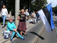 "122 XXVII laulu- ja XX tantsupeo ""Minu arm"" rongkäik. Foto: Urmas Saard"