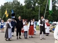 "132 XXVII laulu- ja XX tantsupeo ""Minu arm"" rongkäik. Foto: Urmas Saard"