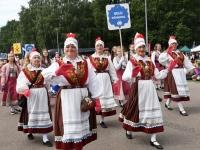"135 XXVII laulu- ja XX tantsupeo ""Minu arm"" rongkäik. Foto: Urmas Saard"