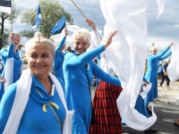 "142 XXVII laulu- ja XX tantsupeo ""Minu arm"" rongkäik. Foto: Urmas Saard"
