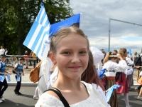 "144 XXVII laulu- ja XX tantsupeo ""Minu arm"" rongkäik. Foto: Urmas Saard"