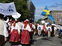 "192 XXVII laulu- ja XX tantsupeo ""Minu arm"" rongkäik. Foto: Urmas Saard"