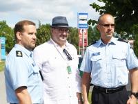 006 XXVII Viljandi pärimusmuusika festivali rongkäik. Foto: Urmas Saard