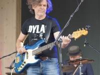 Jõgevalt võrsunud muusik Raul Vaigla Jõgevatreff 30 kontserdil. Foto: Marge Tasur