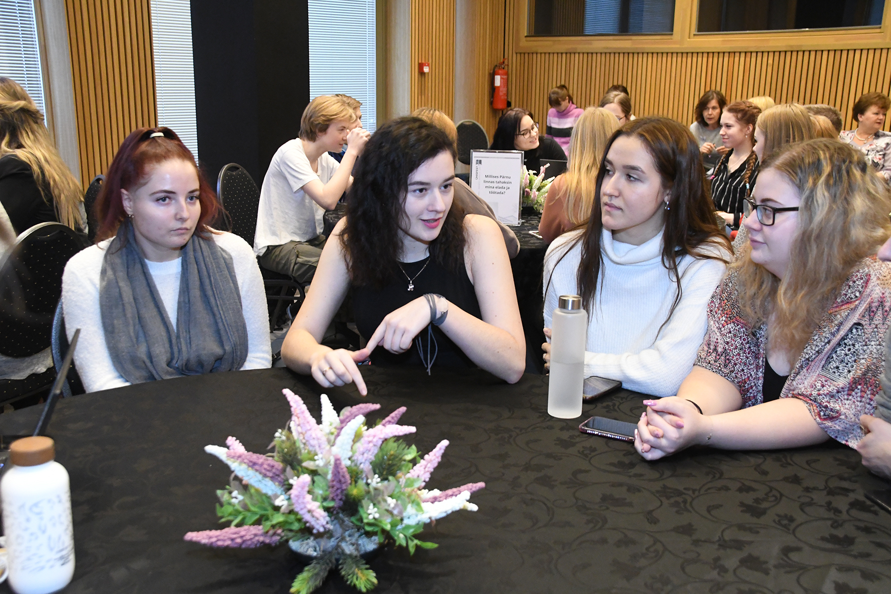 Ühisfest Pärnu – noorte inimeste linn. Foto Urmas Saard