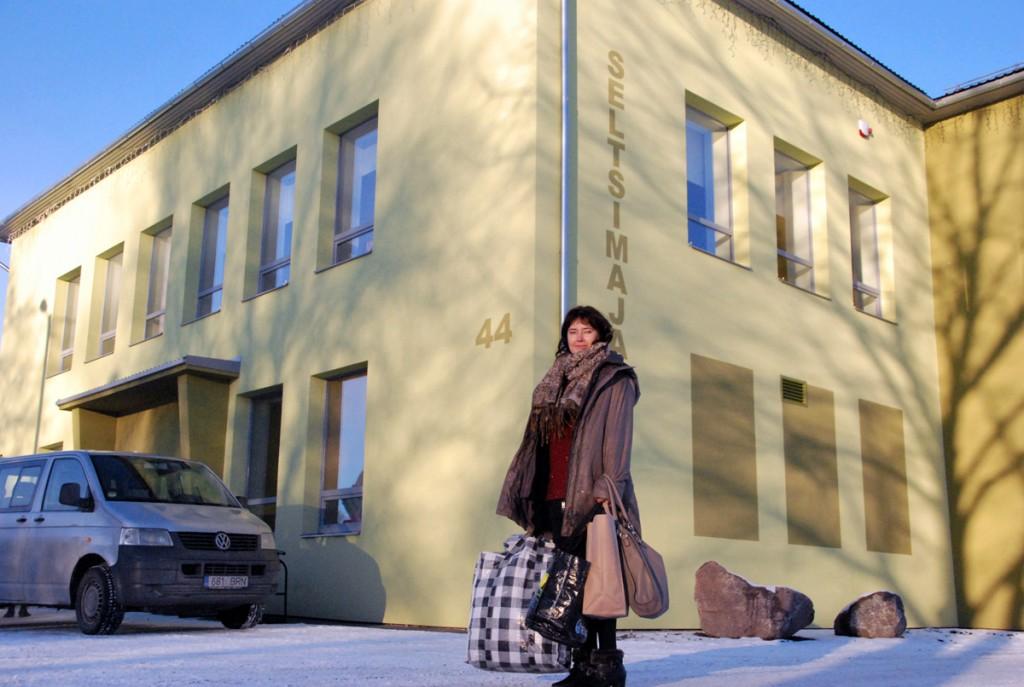 Ülle Kalvik, lastemisjoni projektijuht Foto Urmas Saard