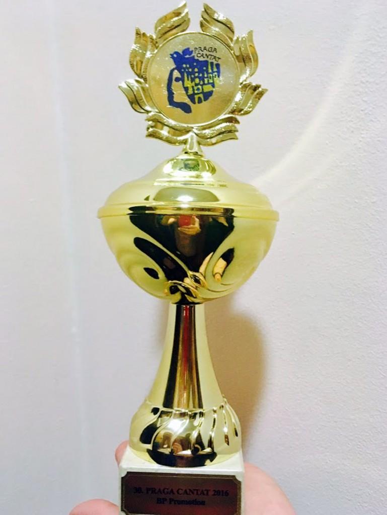 Šal-lal-laale kuldne karikas parima rahvalaulu töötluse esituse eest
