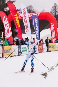 Võitja Timo Simonlatser. Foto: Tarmo Haud