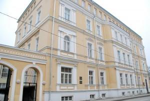 2 veebruaril 1920 sõlmiti selles majas Tartu rahuleping Eesti ja Venemaa vahel Foto Urmas Saard