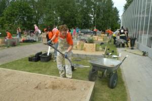 2012. aasta aedniku kutsevõistlused Räpinas.
