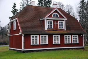 99 aastat pärast Sindi luterlaste koguduse iseseisvumist saadi lõpuks ka oma maja Foto Urmas Saard