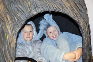 Alice'i Imedemaa Sindi noortekeskuses Foto Urmas Saard