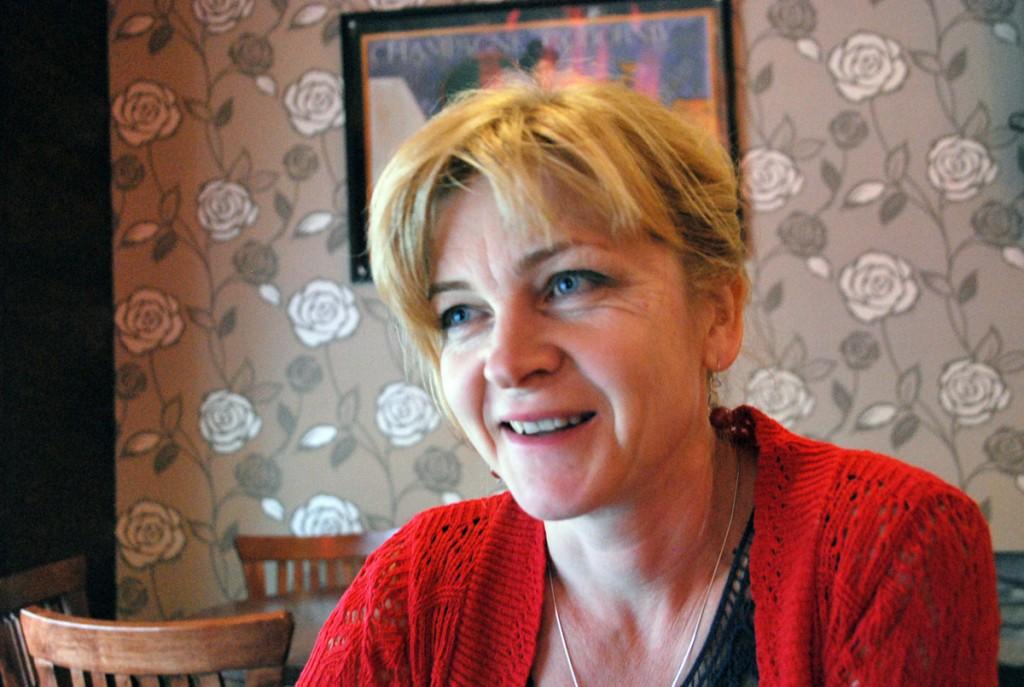Anneli Pärna, Rapla vallavalitsuse avalike suhete spetsialist Foto Kärt Saard