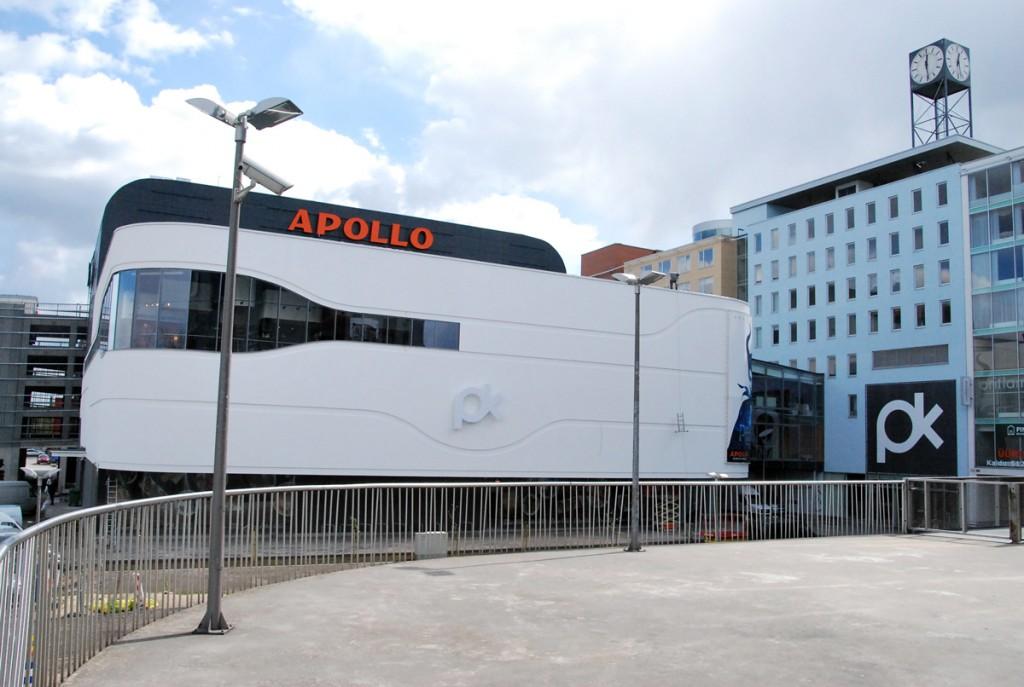 Apollo Pärnu Keskuses Foto Urmas Saard