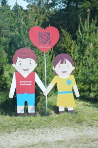 Vormsi tervitus - armastame Eestimaad