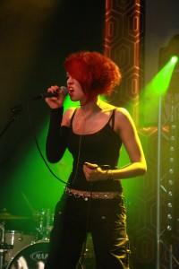 Bändomaania võitja Mucky solist Hedi Maaroos Foto: Andres Adamson.