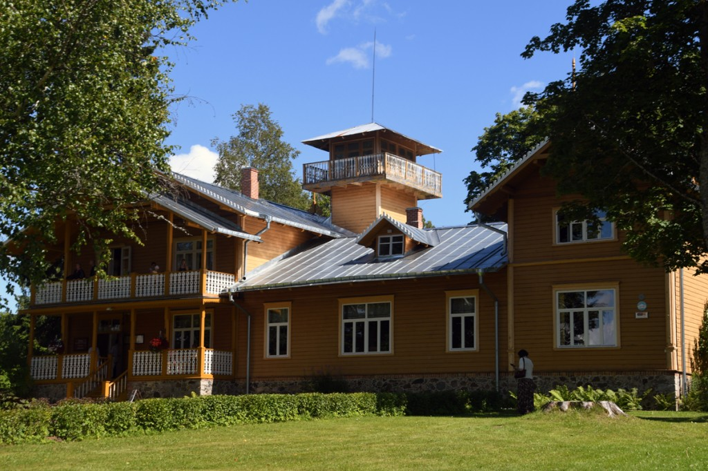 Carl Robert Jakobsoni Talumuuseum Foto Urmas Saard