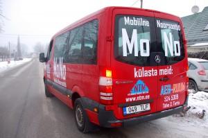 MoNo buss. Foto: erakogu