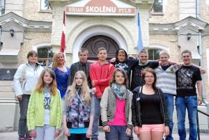 Eesti seltskond on aegsasti kohal Foto Urmas Saard