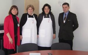 Ene Valgemae, Tinatin Gagua, Inga Jljavadze & Margus Ojaots