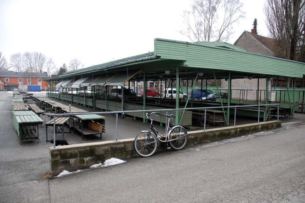 Hääbuv Pärnu Vana turg vajab linnasüdames uut asukohta Foto Urmas Saard