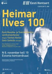 Heimar Ilves 100