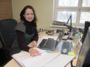 Võrumaa Partnerluskogu tegevjuht Anneli Ott.