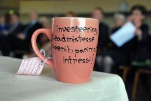 Investeering teadmistesse teenib parimat intressi Foto Urmas Saard