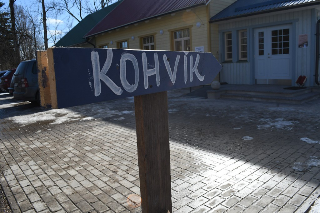 Jõesuu Külamaja. Foto Urmas Saard