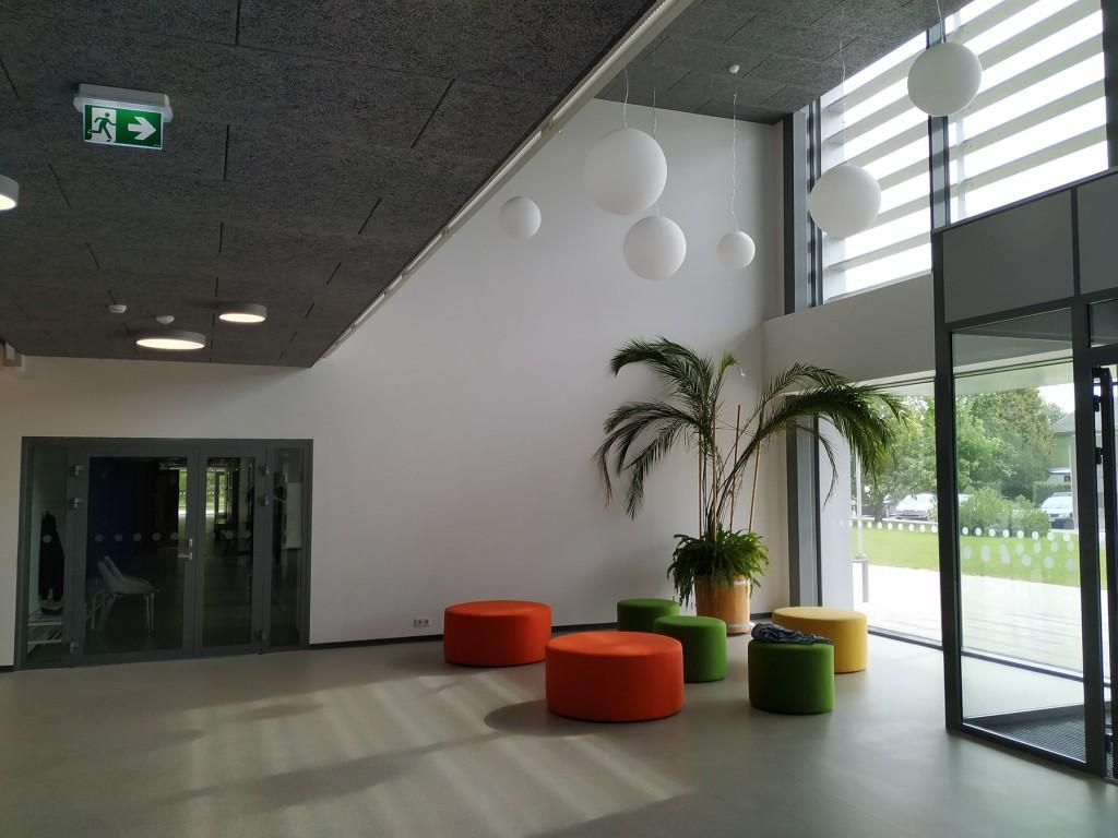 Jõgeva uus koolihoone. Foto Marge Tasur