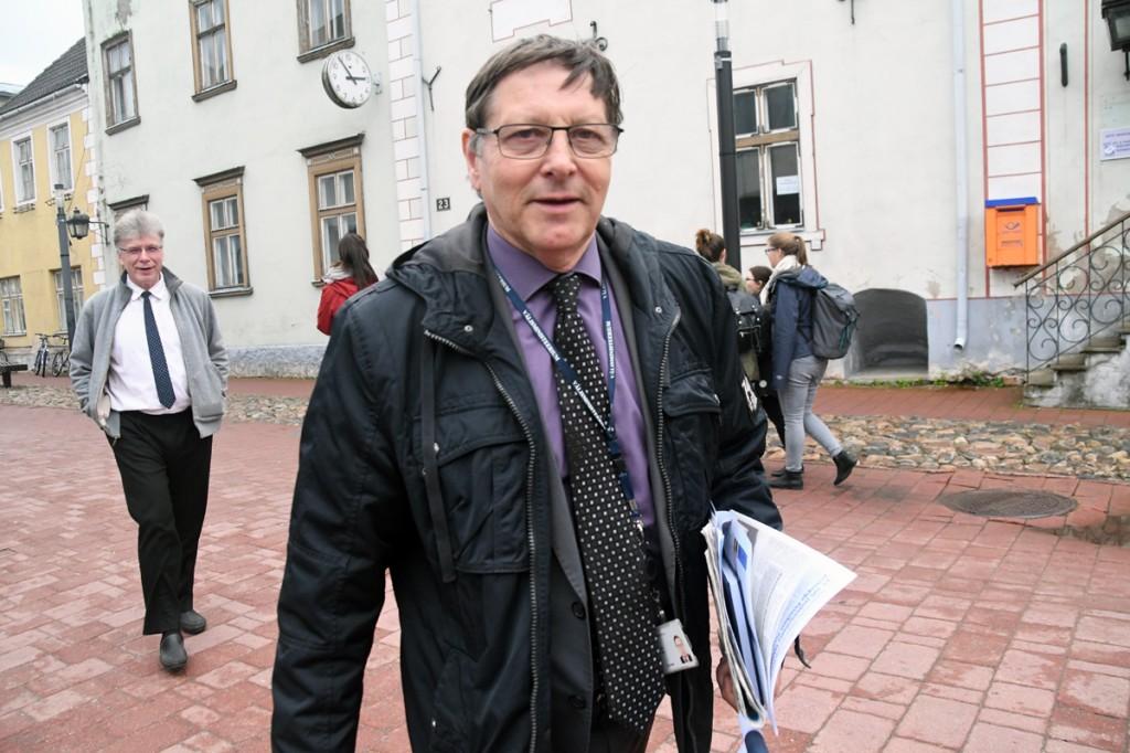 Jüri Trei Pärnus Foto Urmas Saard