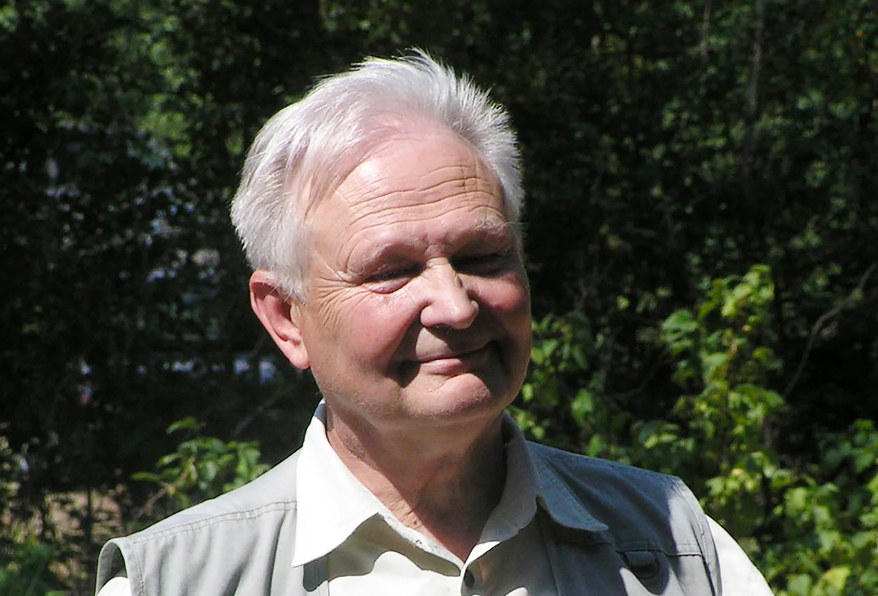 Jaak Uibu, meditsiinidoktor. Foto: erakogu