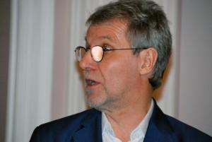 Jaak Valge, ajaloodoktor Foto Urmas Saard