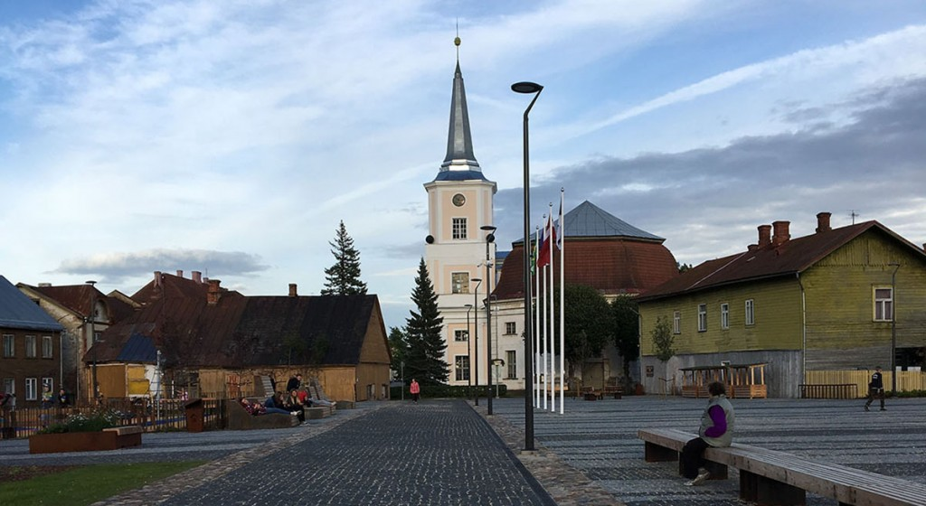 Jaani kirik Valgas Foto Amanda Saard