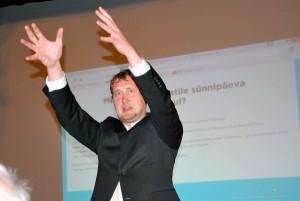 Jaanus Rohumaa, EV 100 aastapäeva korraldustoimkonna juht