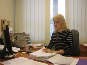 Jane Lumiste - Viljandi maavalitsuse majandusarengu peaspetsialist ja Hajaasustuse programmi juht maakonnas