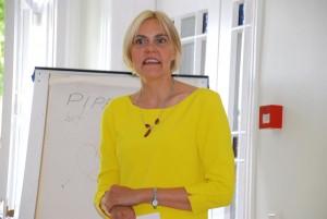 Julia Laffranque, Euroopa Inimõiguste Kohtu kohtunik Eestist Foto Urmas Saard