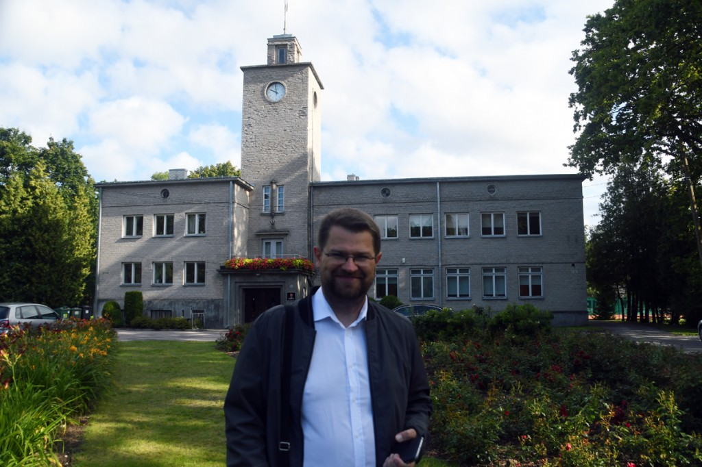 Käesoleva aasta 8 augustil täitus 80 aastat Sindi raekoja avamisest Marko Šorin kirjutas selle puhul põhjalikult uuritud üksikasjaliku ülevaate, mis käsitleb omaaegse moodsaima omavalitsushoone saamise lugu Foto Urmas Saard