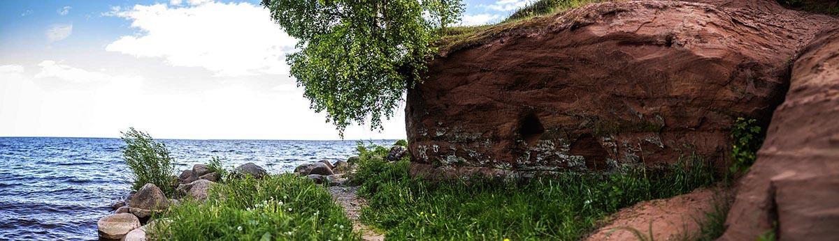 Kallaste ja Peipsi järv. Foto Ahto Sooaru