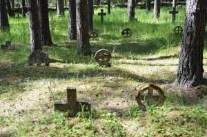 Kalmistu rõngasristidega