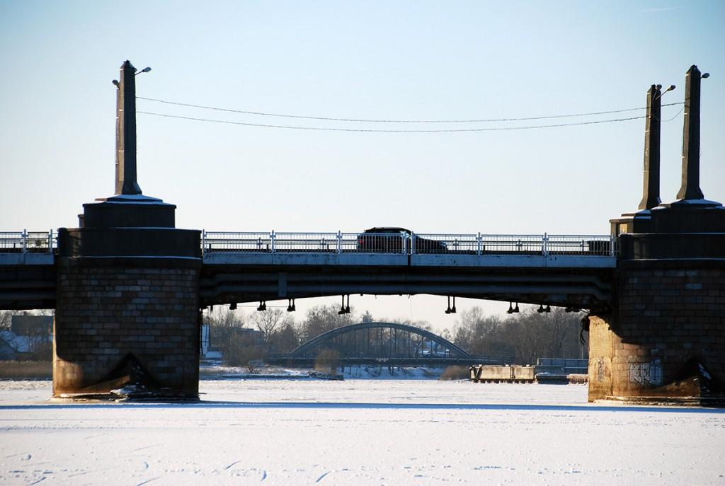 Kesklinna silda Pärnus Foto Urmas Saard