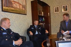 Tarmo Kohv, Künter Pedosk ja Erich Palm.